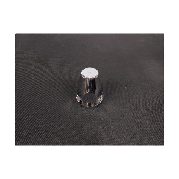 33Mm Chrome Threaded Nut Cover With Flange