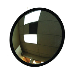 6 inch Convex Mirror Stainless Steel w/ Center Stud Mount