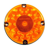 "7"" Round 17 Led Bus Light 12 Volt"