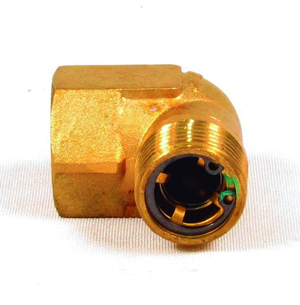 Fortpro 90 Degree In Line SC-3 Single Check Valve 1/2