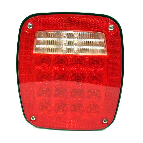 Box Lamp Brake Light. 16 LED
