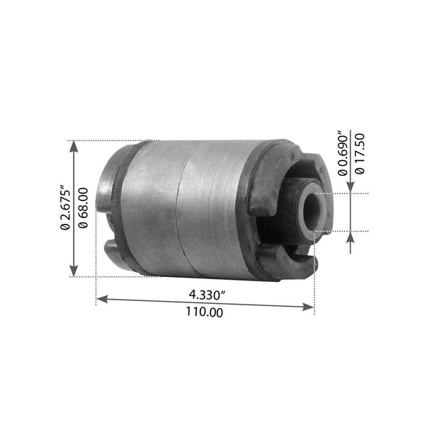 Cabin Mount Bushing For Volvo VBN/VN - 8074666, M203054