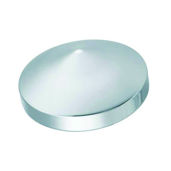 Chrome Pointed Rear Hub Cap 8-1/2