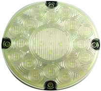 7 inch Round 20 Led Bus Back Up Light 12 Volt