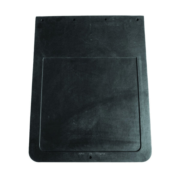 Mud Flap Plain Black