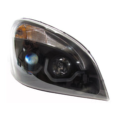 Freightliner Cascadia Black Housing Headlight