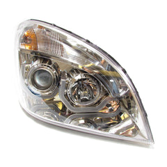Freightliner Cascadia Chrome Housing Headlight