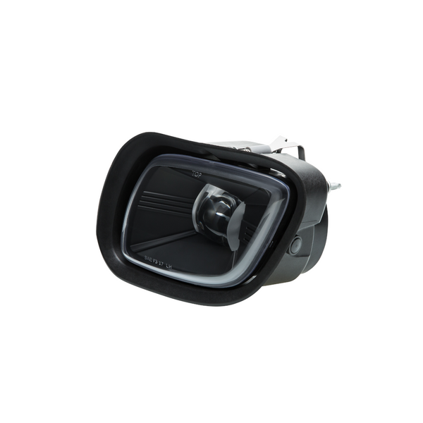 Freightliner Cascadia Fog Light Black Housing (2008-2017)