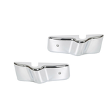Freightliner Chrome Door Mirror Brackets for Century & Columbia