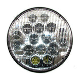 "Freightliner LED Headlight 7"" High, Low Beams 16 Led"