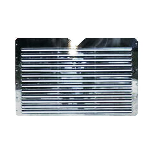 Grill Louvered SS For International 9900