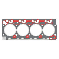 Head Gasket (Std)(2 Valve Head) For Cummins 4Bt Engine