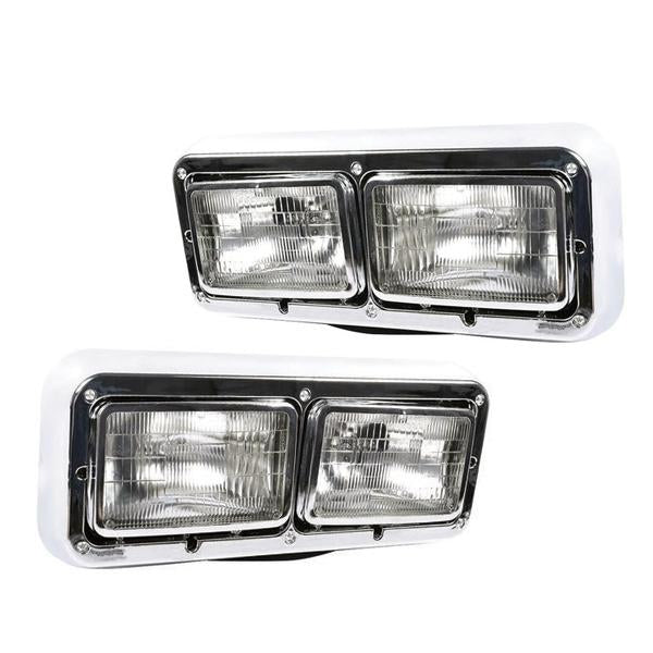 Kenworth C500 Headlights