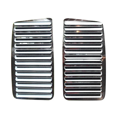 Kenworth T600 Grill Louvered SS Regular