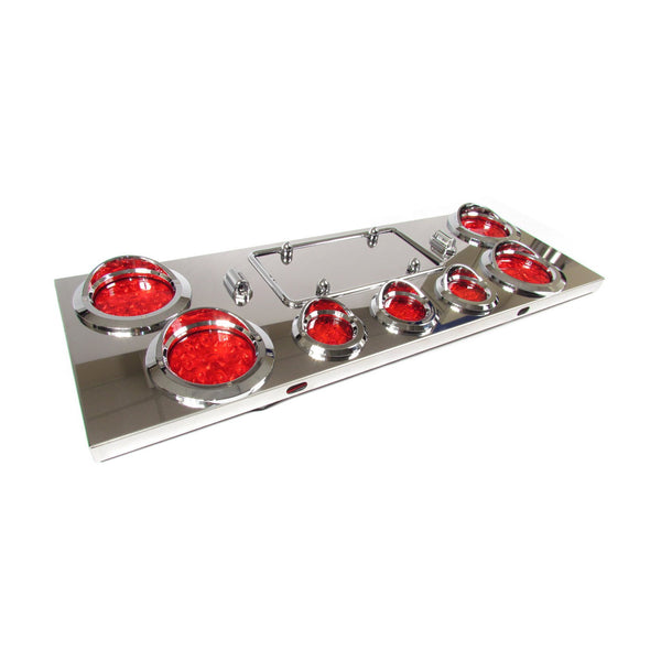 Led Sealed Panel Light Set