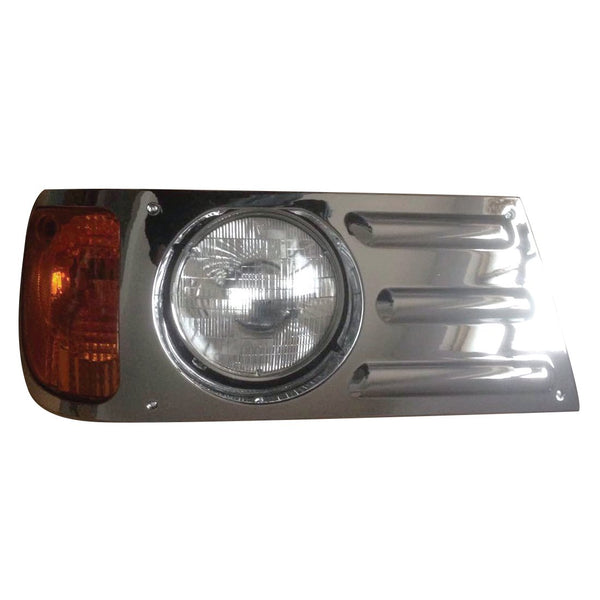 Mack Early Granite Models Chrome Headlights