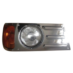 Mack Granite CV713 Chrome Headlights