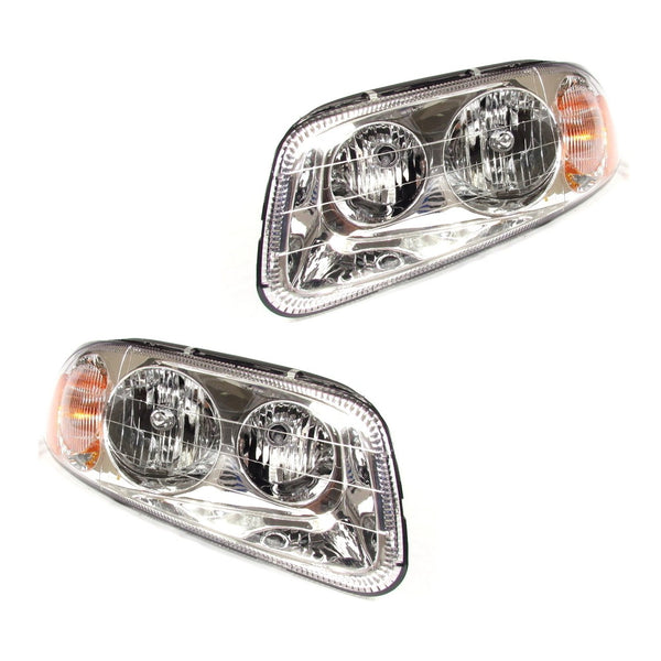 Mack Vision And Late Granite Models Headlight