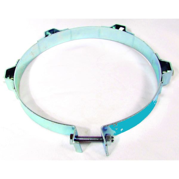 Muffler Shield Clamps 10""