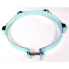 Muffler Shield Clamps 9""