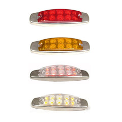 Oval Marker Light 10 Led