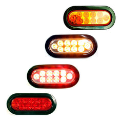 Oval Marker Light 10 Led Kit