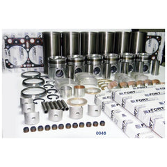 Overhault Kit Full For Mack Engine E-6 4VH