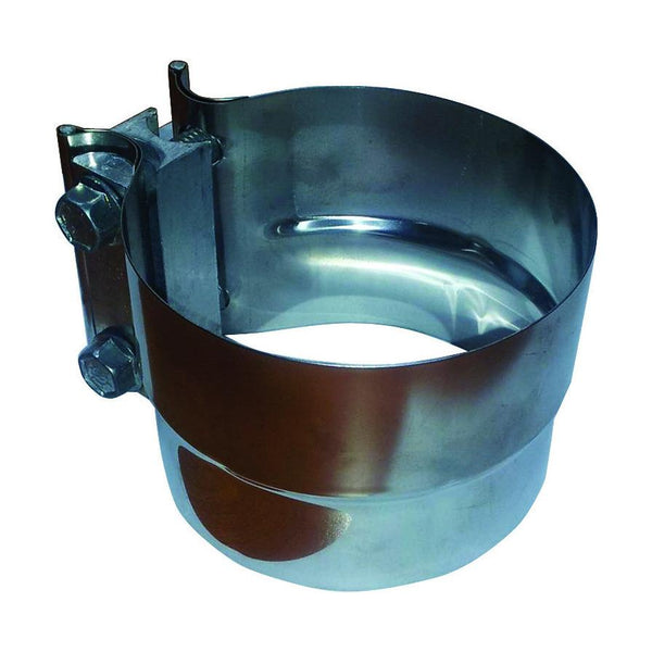 Performed Exhaust Clamp - Stainless Steel