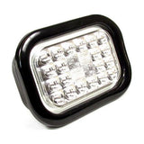Rectangular Stop/Tail/Turn 24 Led Light - Sealed Kit
