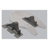 SAF Holland 5th Wheel FW35 top Plate and Brackets | FW35Y800XL00