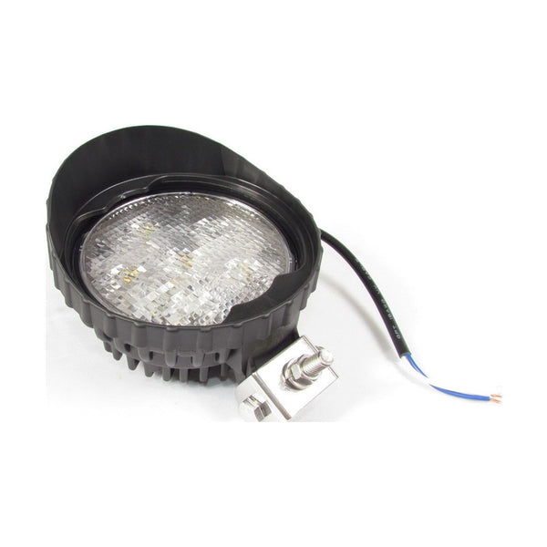 Round 6 Leds Work Light High Power (9 - 32) Volt