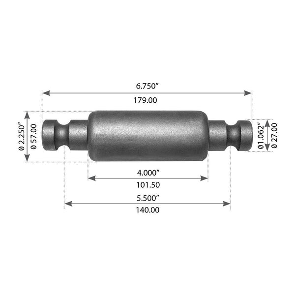 Spring Eye Bushing For Mack - (10QK3109)