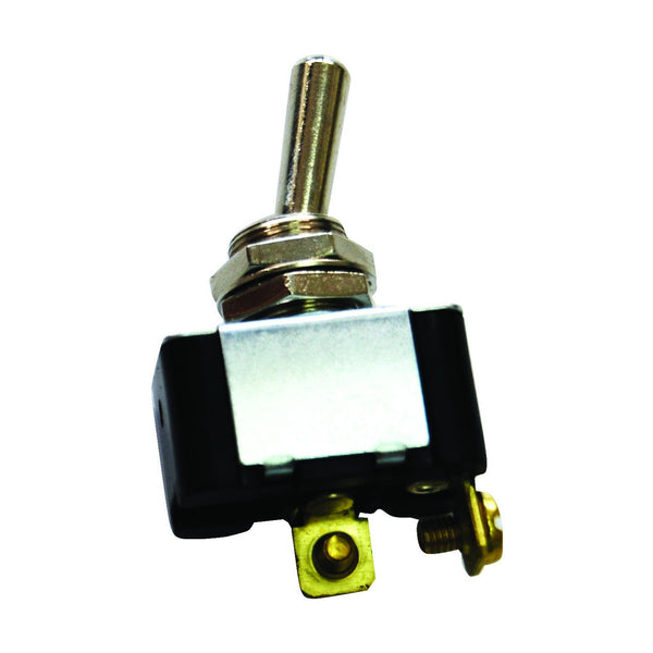 Toggle Switch - 2 Positions, 2 Terms, Screw Connection