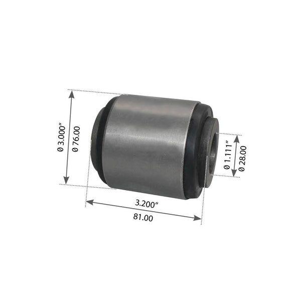 Torque Arm Bushing For Hendrickson Rear Haulmaax - (44993000)