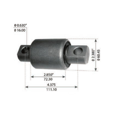Rear Torque Arm Bushing For Kenworth AG380 - (136001)