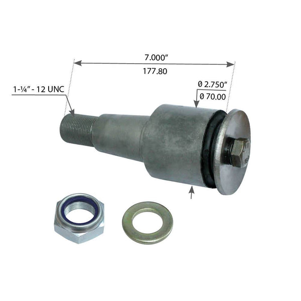 Torque Rod Bushing For Hendrickson - (46735000)