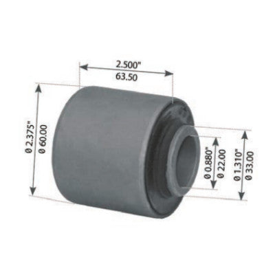 Torque Rod Bushing For Kenworth AG 380