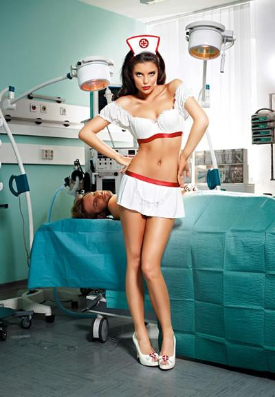 Baci Dreams Cheeky Nurse Set