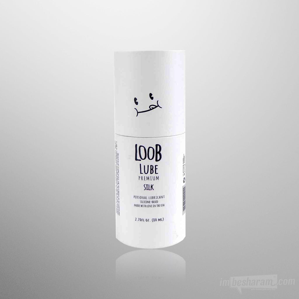 Loob-Lube Silicone SILK Lubricant main image 2