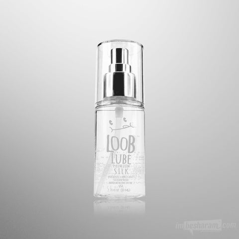 Loob-Lube Silicone SILK Lubricant