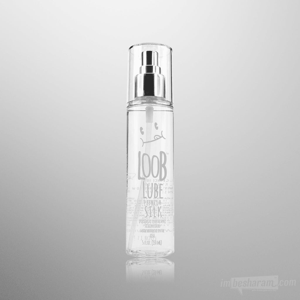 Loob-Lube Silicone SILK Lubricant main image 4