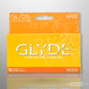 Glyde Maxi Extra Sheer Condoms 12pk thumb image 1