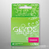 Glyde Organic - Flavored Condoms 4pk thumb image 2