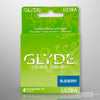 Glyde Organic - Flavored Condoms 4pk thumb image 1