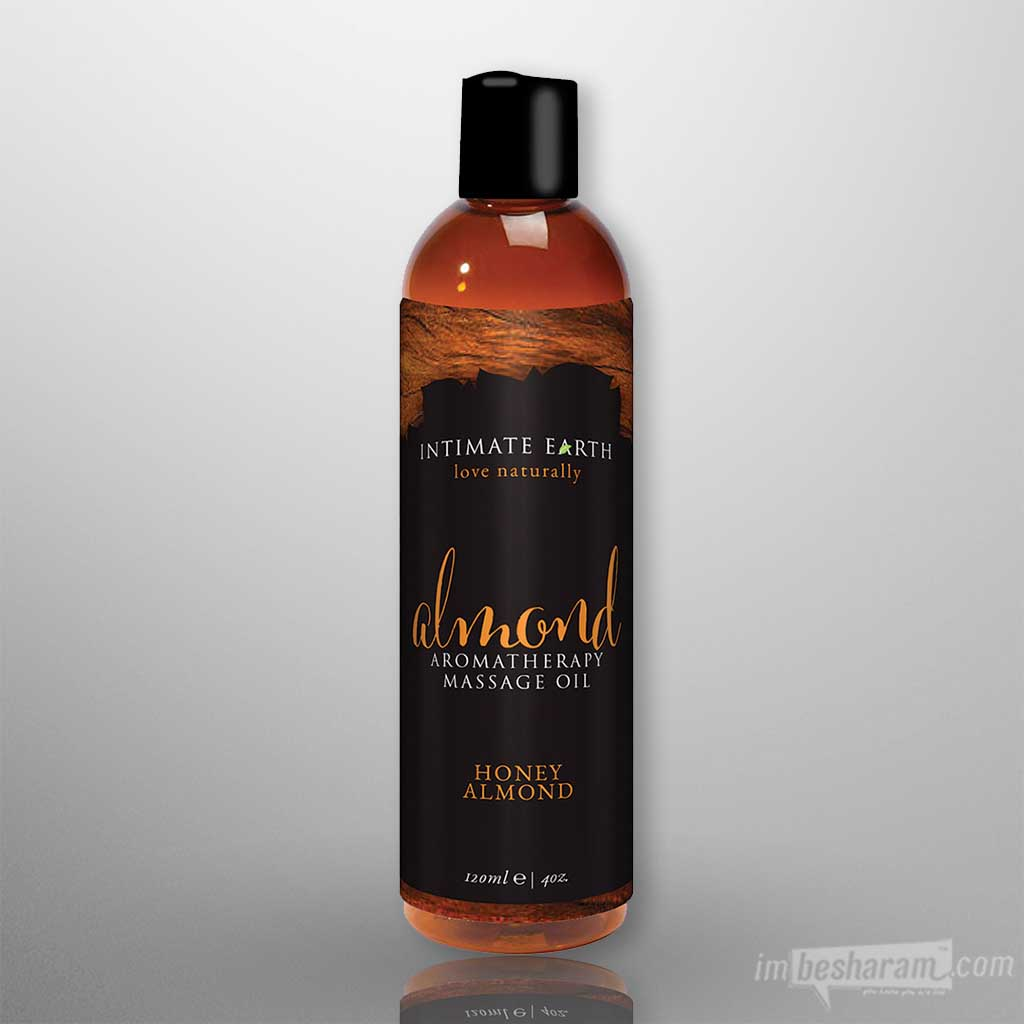 Intimate Earth Massage Oil main image 6