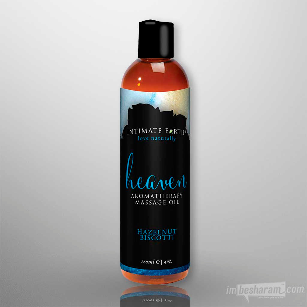 Intimate Earth Massage Oil main image 5