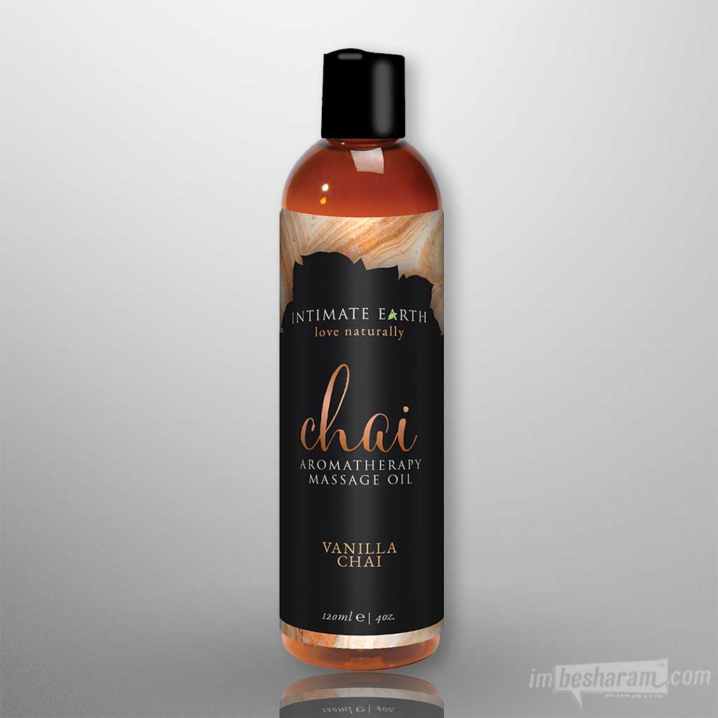 Intimate Earth Massage Oil main image 8