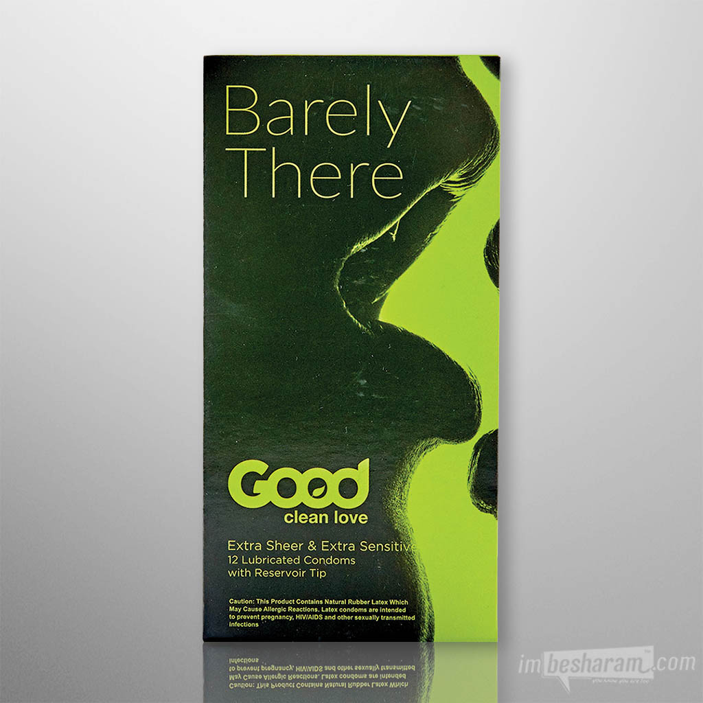 Good Clean Love Barely There Condoms main image 2