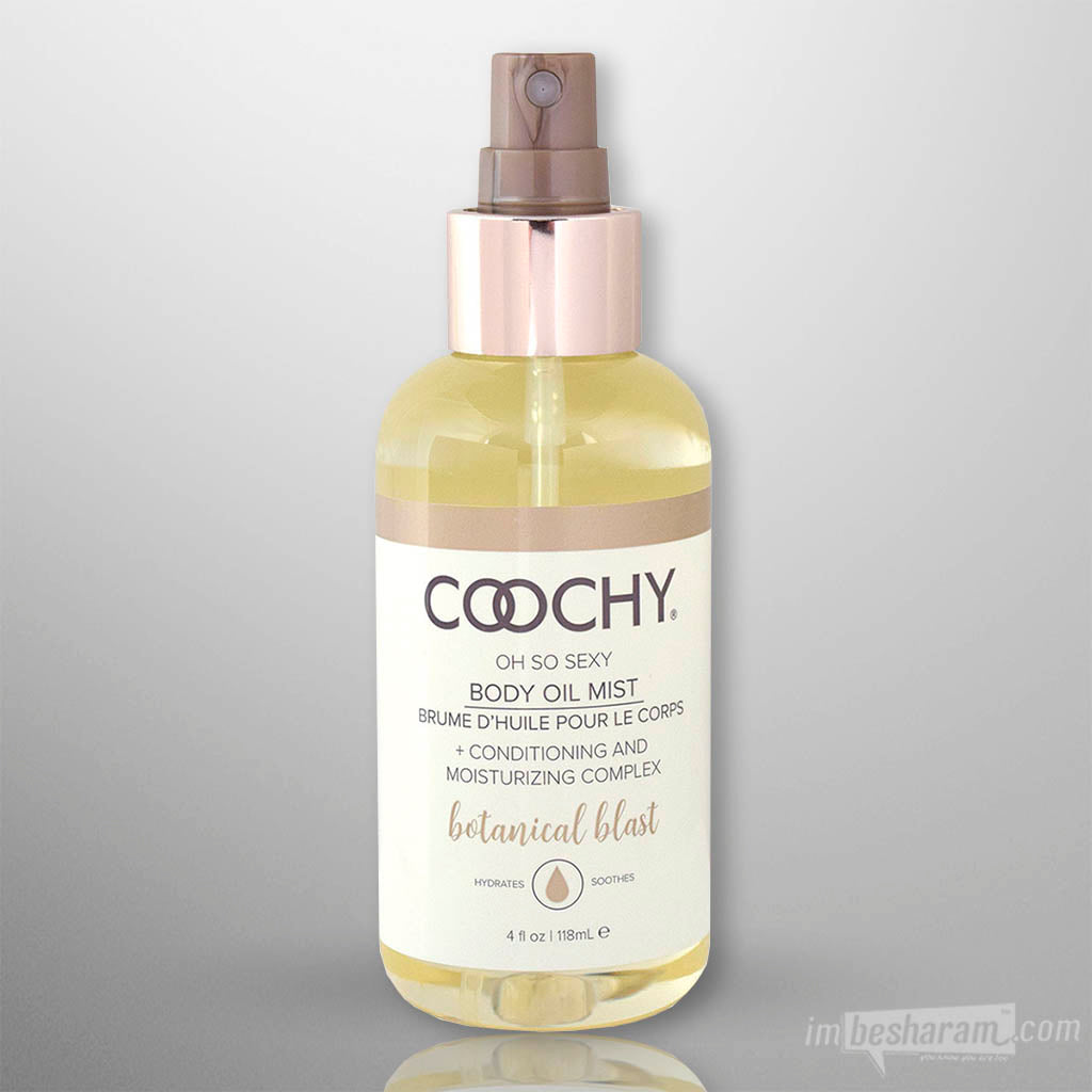 Coochy Body Oil Mist 4oz