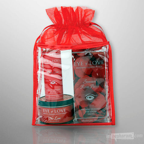 Eye Of Love Romantic Giftset